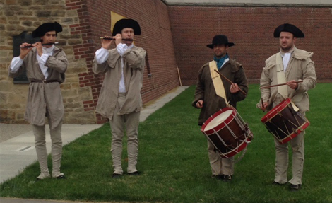 Living History: Fife and Drum