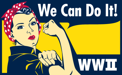 We Can Do It! WWII Exhibition Tour with Michael Kraus