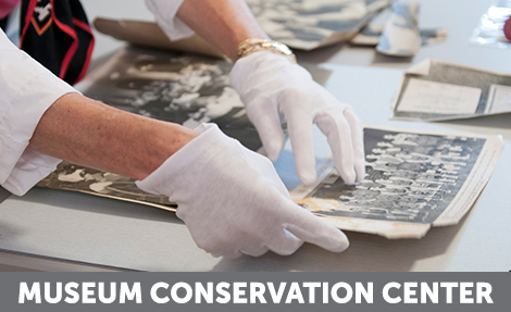 Open House at the Museum Conservation Center