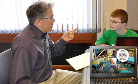 Family Game Design Workshop for Tweens, Teens, and Baby Boomers