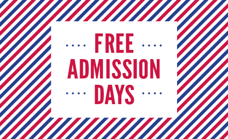 Jack Buncher Foundation Free Admission Days