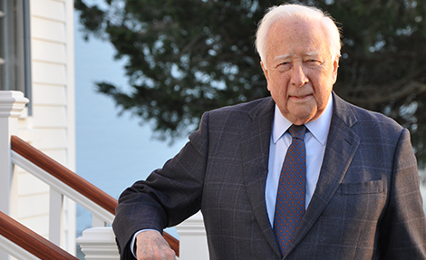 The American Spirit: An Evening with David McCullough