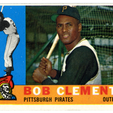 Step #21: Roberto Clemente