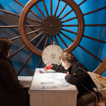 Kids Activities, Pittsburgh's Lost Steamboat: Treasures of the Arabia