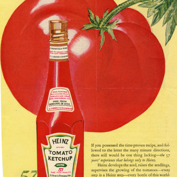The Secret of Heinz Tomato Ketchup