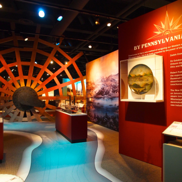 Paddle Wheel, Pittsburgh's Lost Steamboat: Treasures of the Arabia
