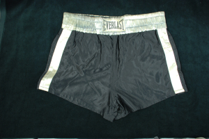ALT:Ezzard Charles boxing shorts