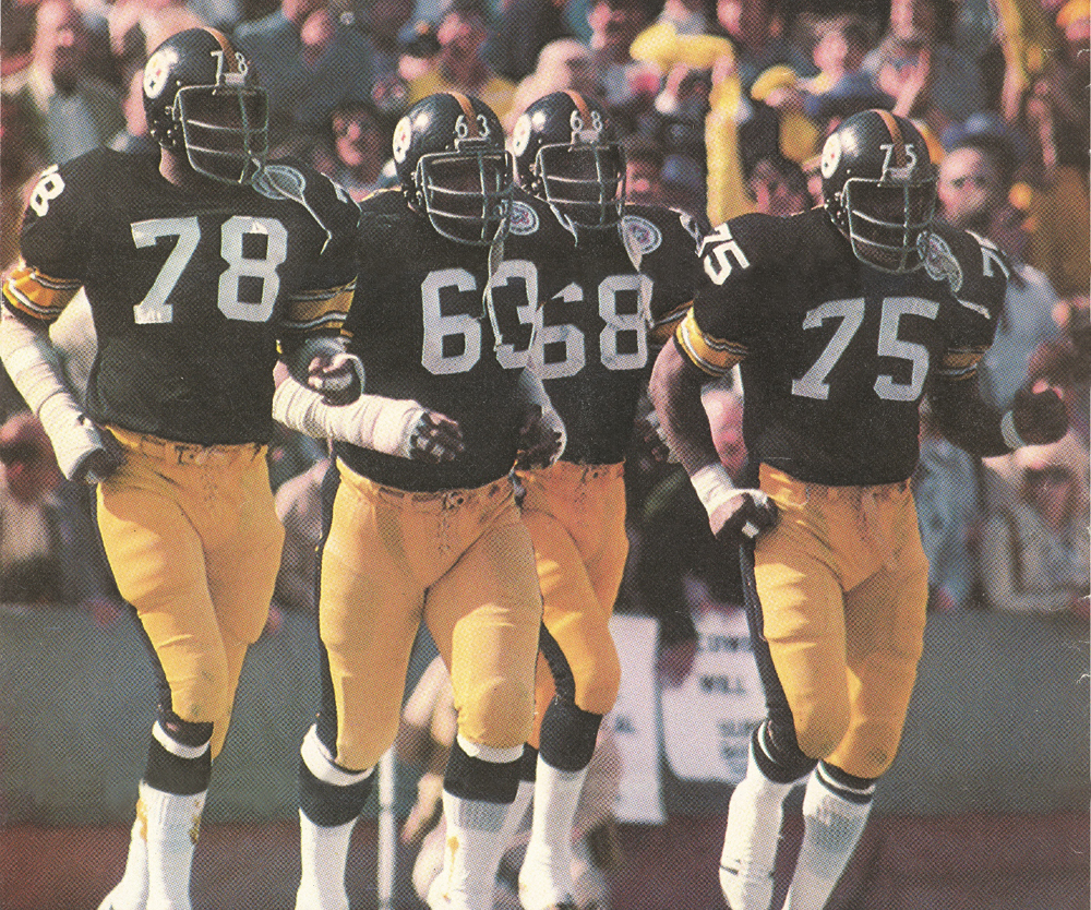 steel curtain defense roster 28 images the steel