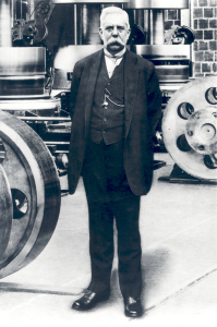 ALT:George Westinghouse, Jr. 1910-1912