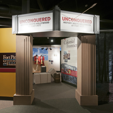 Exhibit Entrance, Unconquered