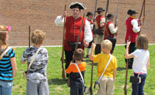 Learn at the Fort Pitt Museum