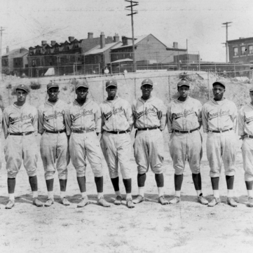 1928 Pittsburgh Crawfords
