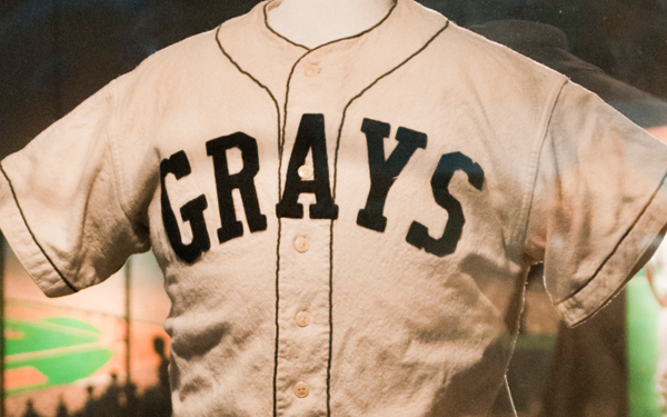 Homestead Grays uniform