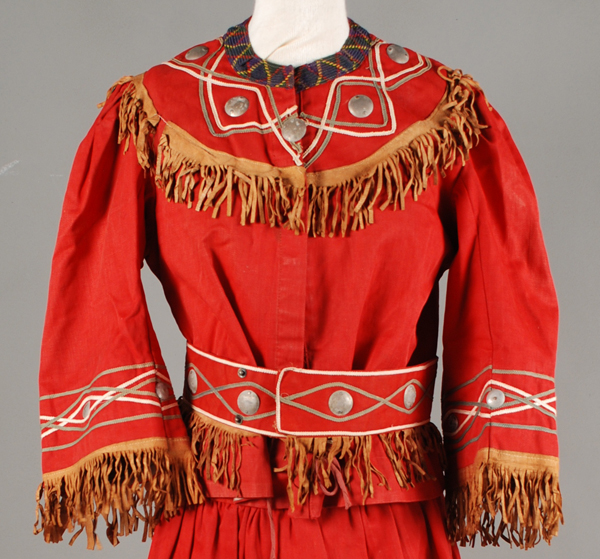 Daughters of Pocahontas outfit