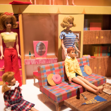 Dolls | Toys of the '50s, '60s and '70s exhibit at the Heinz History Center