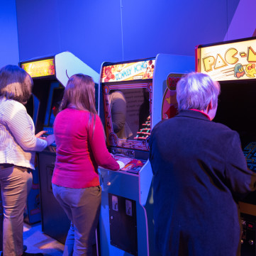 Replay FX Arcade | Toys of the '50s, '60s and '70s exhibit at the Heinz History Center