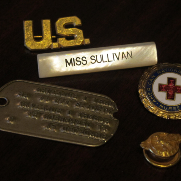 Mary Sullivan, We Can Do It! WWII