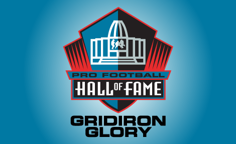 Grid Iron Glory: The Best of the Pro Football Hall of Fame