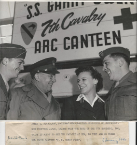 ALT:Garry Owen American Red Cross Canteen