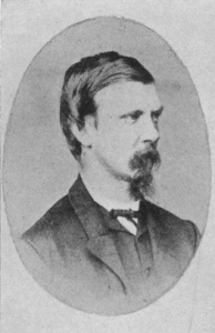 Portrait of Capt. William A.F. Stockton, History of the One hundred and fortieth regiment Pennsylvania volunteers
