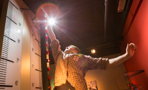 Sports Museum: Vertical Leap