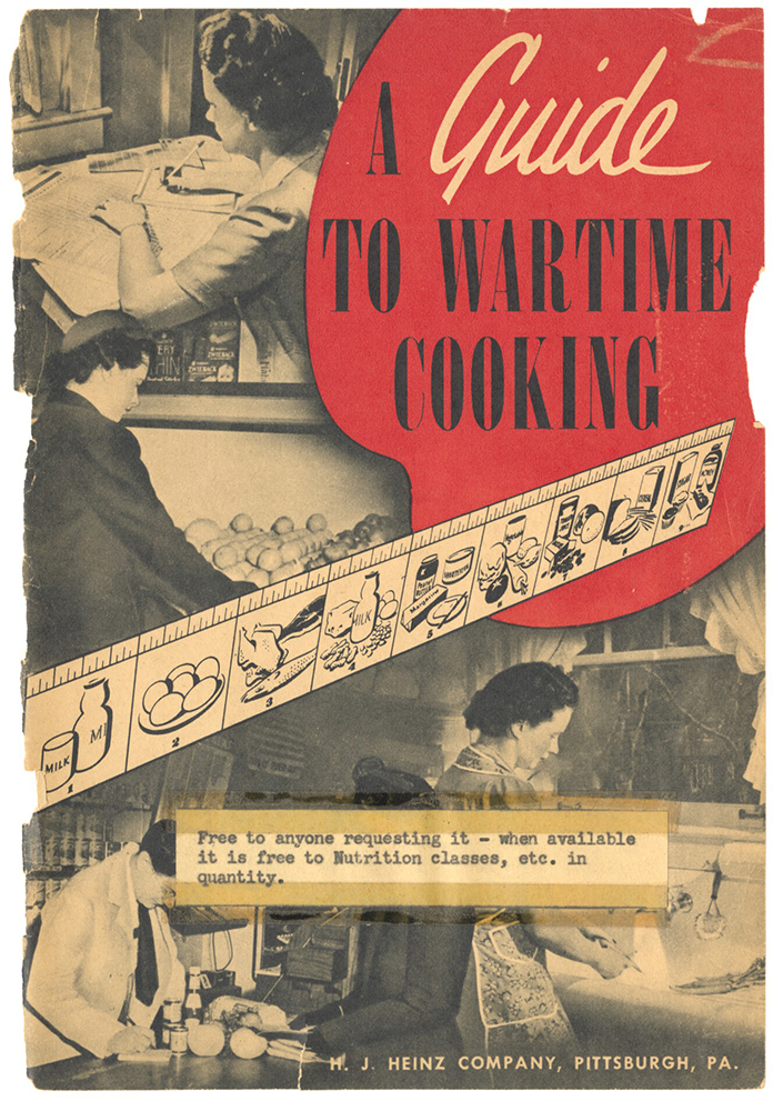A Guide to Wartime Cooking, Heinz