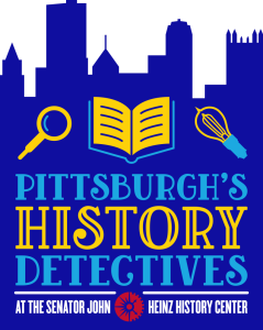 Pittsburgh's History Detectives logo
