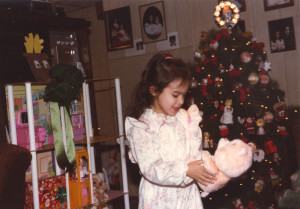 ALT:Tonia Rose, Care Bear and Barbie Dream House, 1983. | I Had That! Childhood Toys Photo Gallery