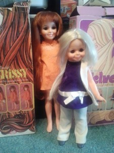 ALT:Michelle Falcone, Velvet and Crissy dolls | I Had That! Childhood Toys Photo Gallery