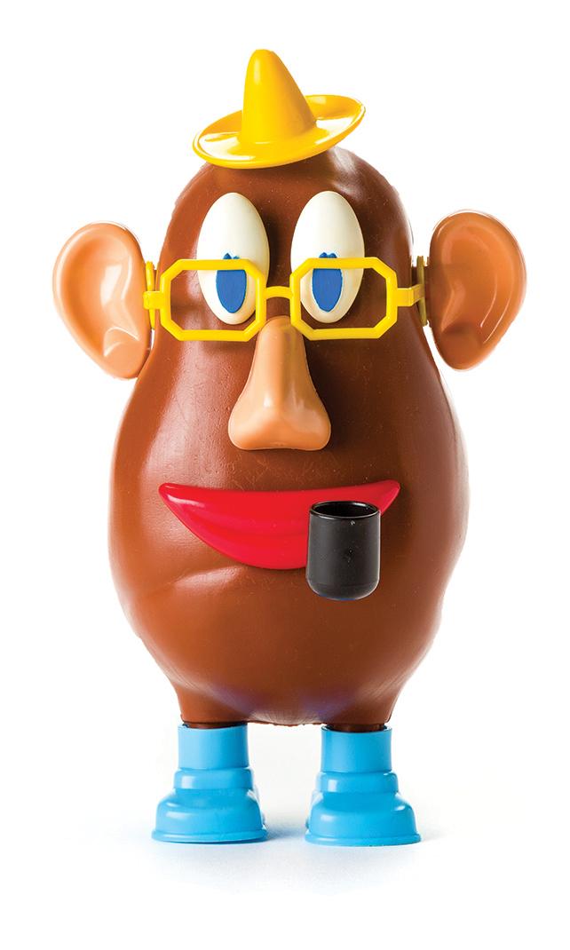 Mr. Potato Head, 1964