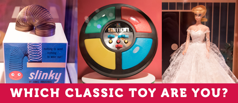 Quiz: Which classic toy are you?