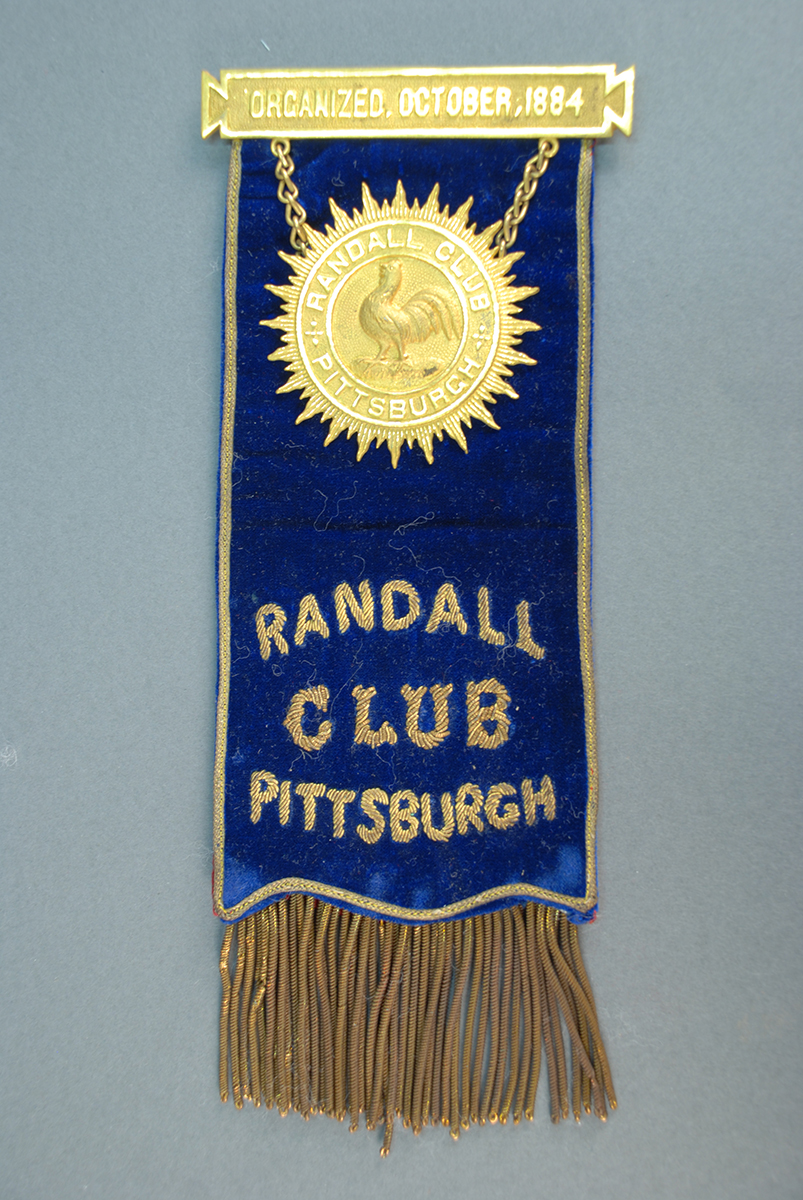 Randall Club Pittsburgh | 2015.22.110 | Heinz History Center Collections