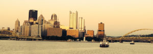 ALT:Downtown Pittsburgh, Summer 2014 on the Ohio River. | Your #Pixburgh Photo Album | #Pixburgh: A Photographic Experience