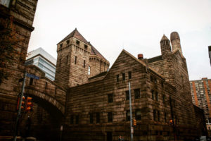 ALT:The old Allegheny County Jail, October 2016. | Your #Pixburgh Photo Album | #Pixburgh: A Photographic Experience