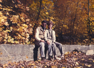 ALT:Charlie Uhl and Lauren Poese, Beechwood Farms, October 1987. | Your #Pixburgh Photo Album | #Pixburgh: A Photographic Experience