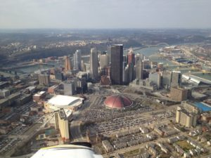 ALT:Flying over Pittsburgh, February 17, 2012.| Your #Pixburgh Photo Album | #Pixburgh: A Photographic Experience