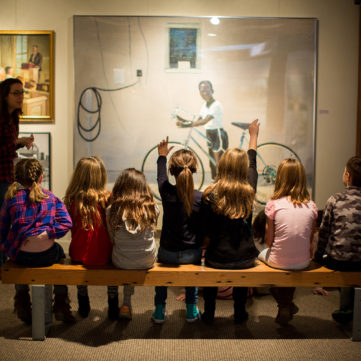 The Gift of Art: 100 Years of Art from the Pittsburgh Public Schools' Collection | Heinz History Center