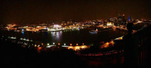 ALT:The Pittsburgh skyline, from the Duquesne Incline, January 2017. | Your #Pixburgh Photo Album | #Pixburgh: A Photographic Experience