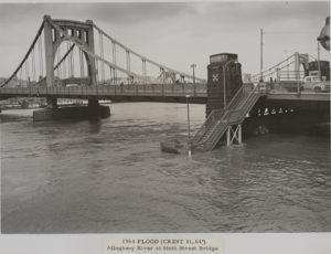 ALT:Flood of 1964 | Pittsburgh Floods Digital Collection | Heinz History Center