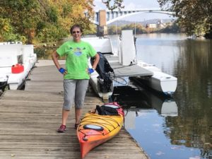 ALT:Sheila Stagnitta, Allegheny River dock in Millvale, October 2016. | Your #Pixburgh Photo Album | #Pixburgh: A Photographic Experience