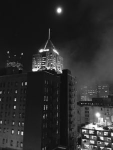 ALT:Theater square garage, Christmas 2015. | Your #Pixburgh Photo Album | #Pixburgh: A Photographic Experience