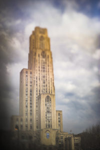 ALT:Cathedral of Learning, March 25, 2017. | Your #Pixburgh Photo Album | #Pixburgh: A Photographic Experience
