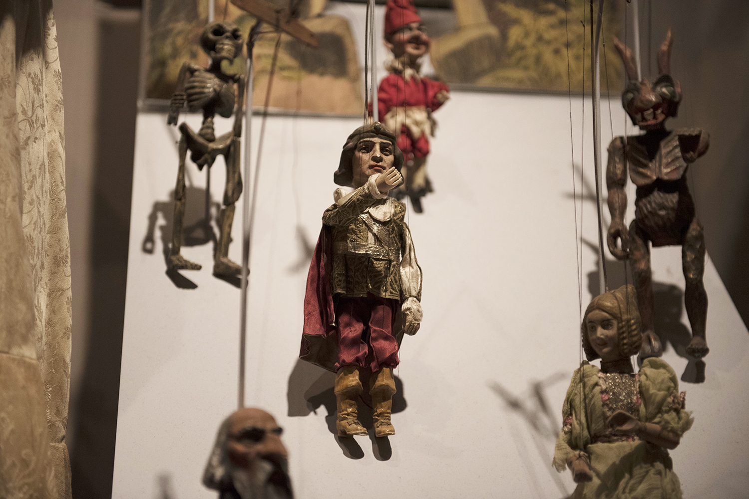 Czech Puppets, 1920s.| Special Collections Gallery at the Heinz History Center