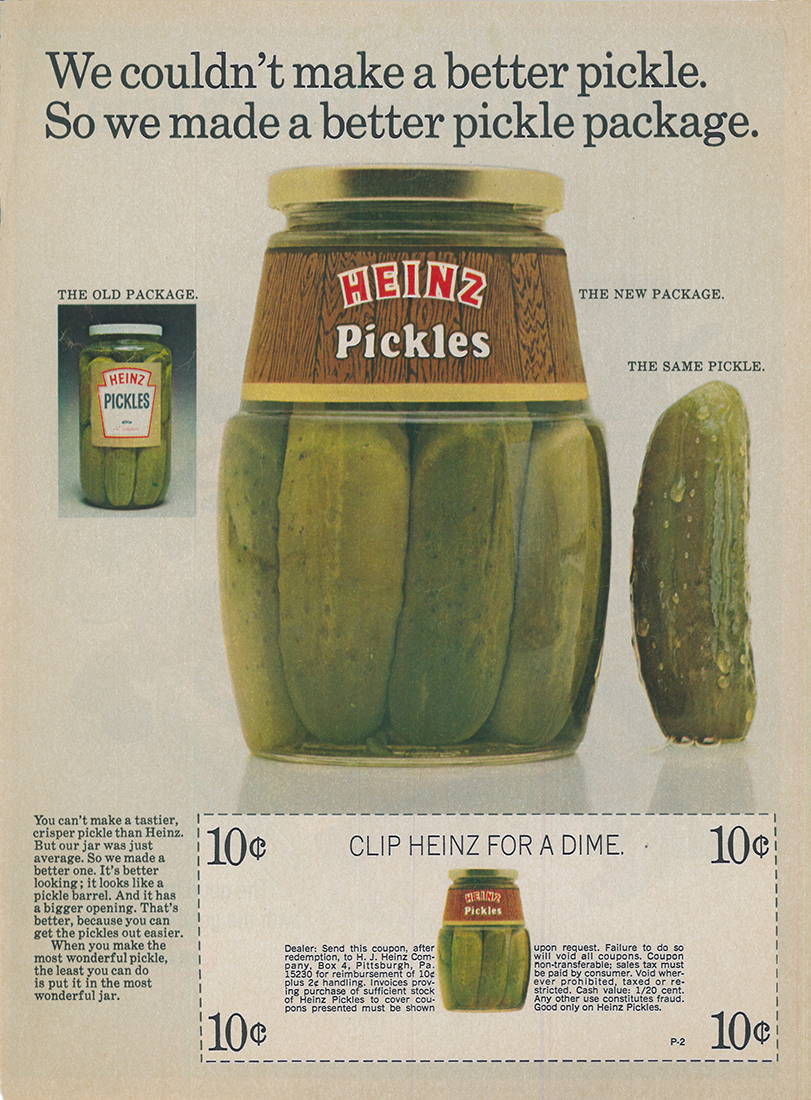 Heinz Product Catalogue and Advertisements, 1970s | Heinz History Center
