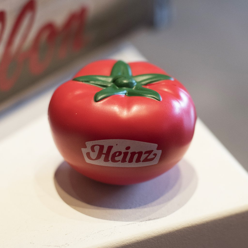 Heinz stress tomato | Heinz History Center | Pittsburgh gifts