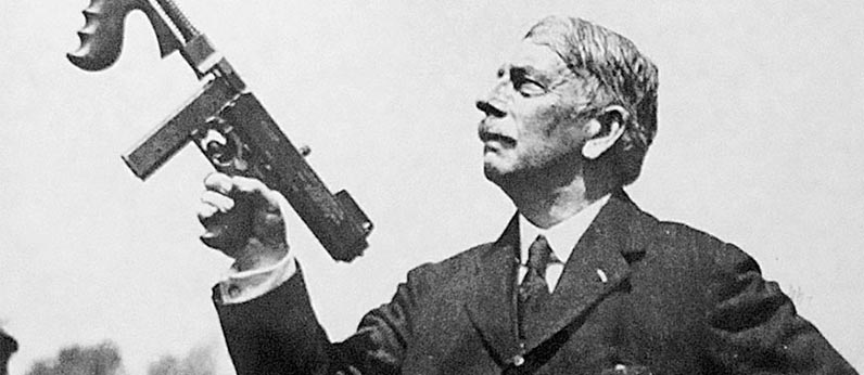 Pittsburgh Gets a Tommy Gun, 1929 | Blog | Heinz History ...