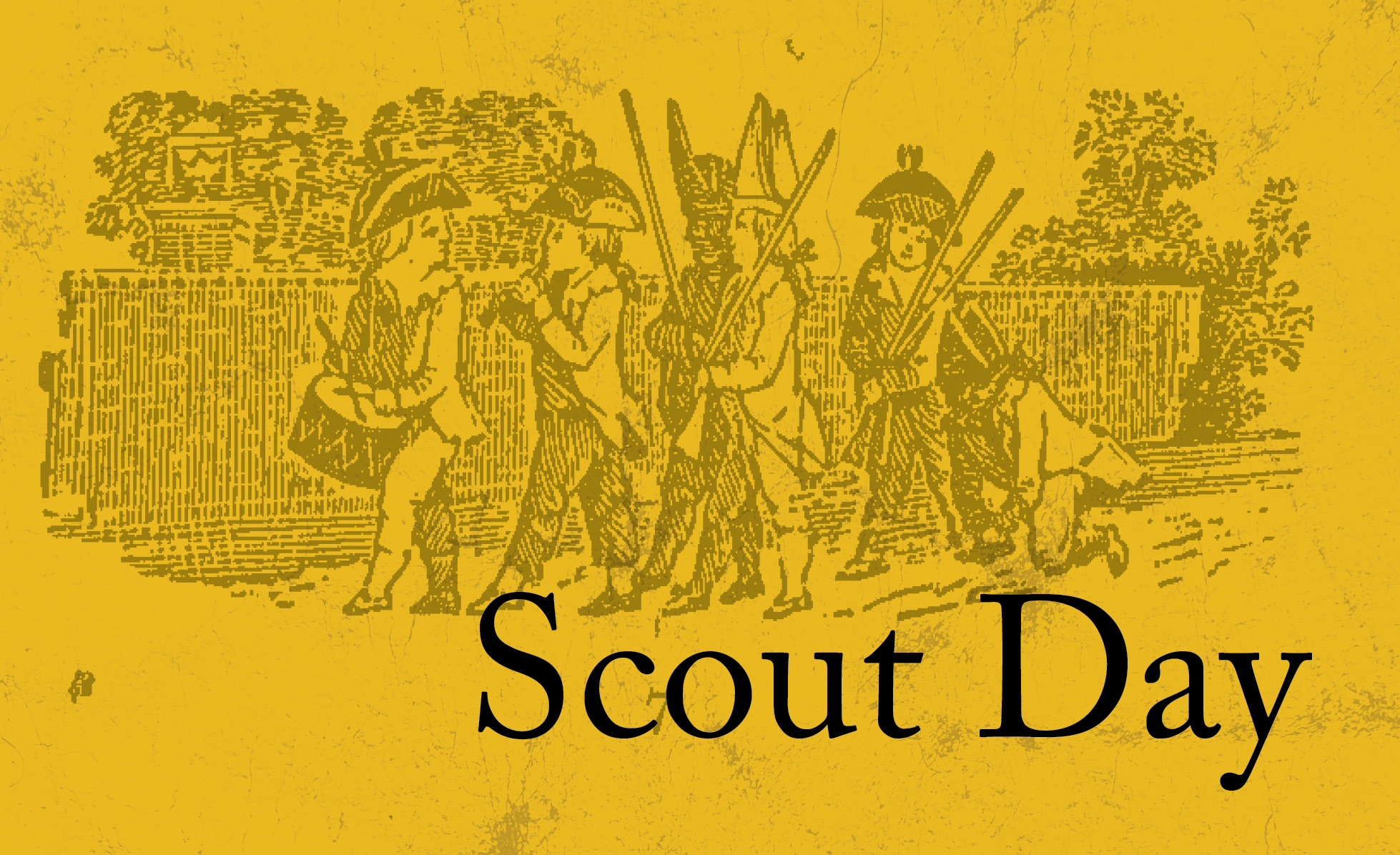 Girl Scout Day at the Fort Pitt Museum