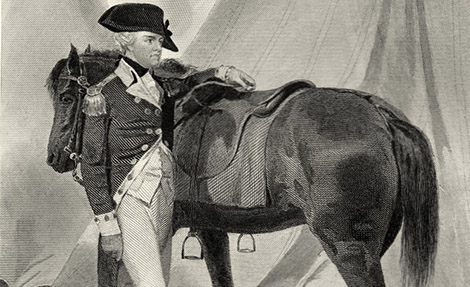 Anthony Wayne and the Founding of the U.S. Army