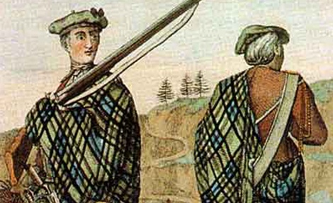 Highlanders in the French & Indian War