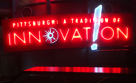 Guided Tour: A Tradition of Innovation
